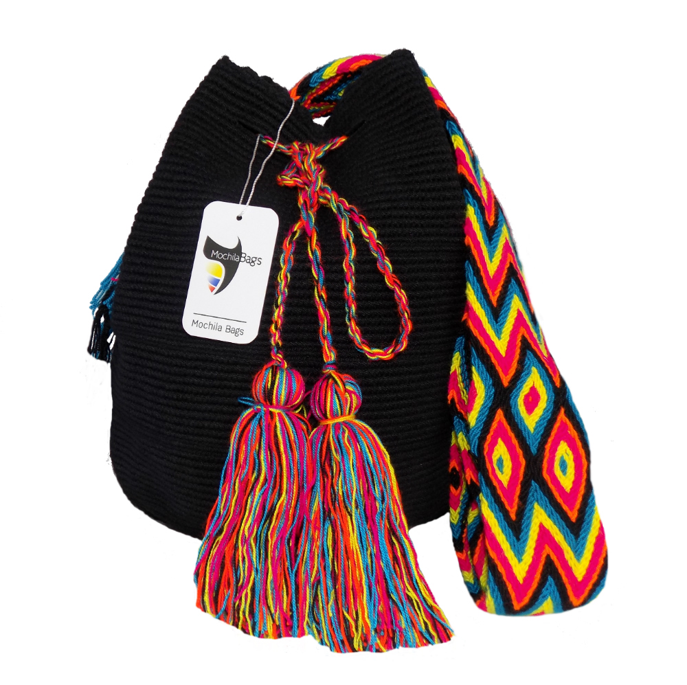 Wayuu plain bag
