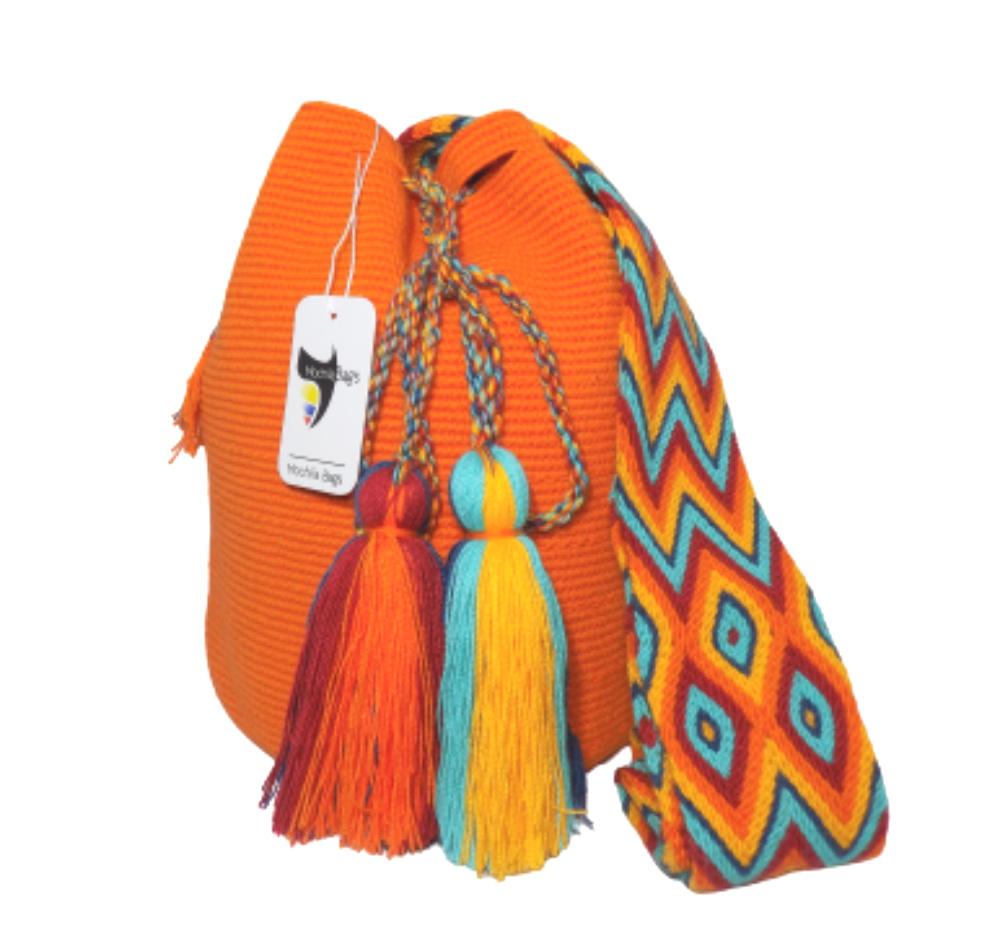 Wayuu Plain mochila