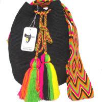 Black Wayuu Bag