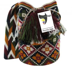 Mochila Bags Pattern Wayuu