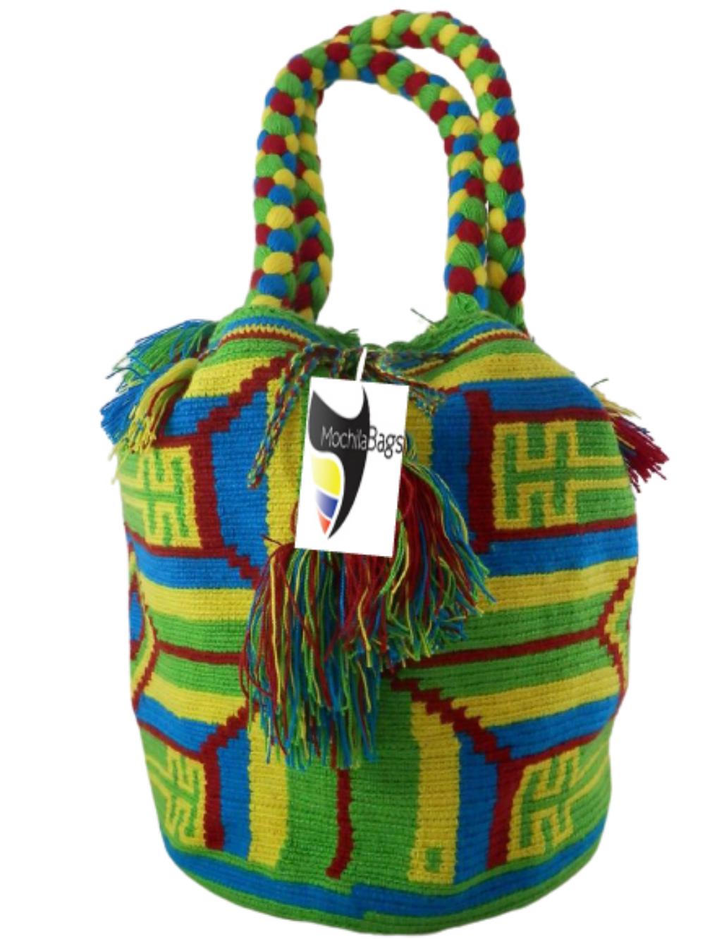 Large Wayuu Totte Bag