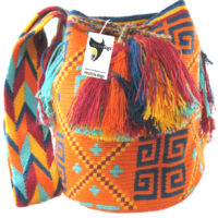 Large Pattern Wayuu