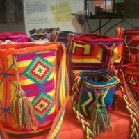 Pattern Large Wayuu