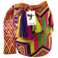 Pattern Wayuu Yellow tones