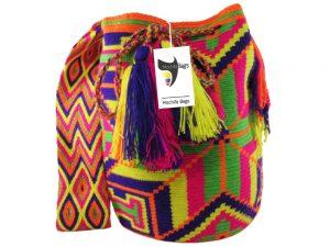 Pattern Wayuu Yellow tones