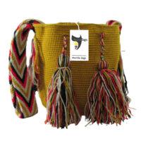 Mini Wayuu Mostaza