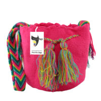Mini Pink Wayuu