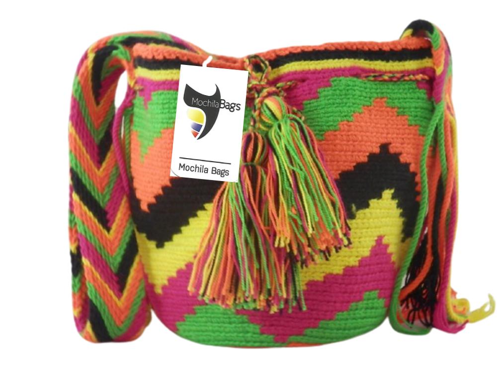 Mini Wayuu Bag