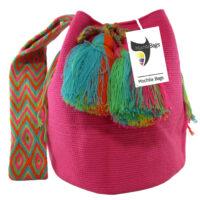 Pink Wayuu Bags