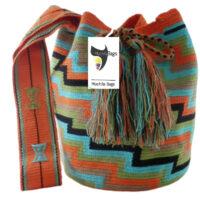 Pattern Wayuu Traditional