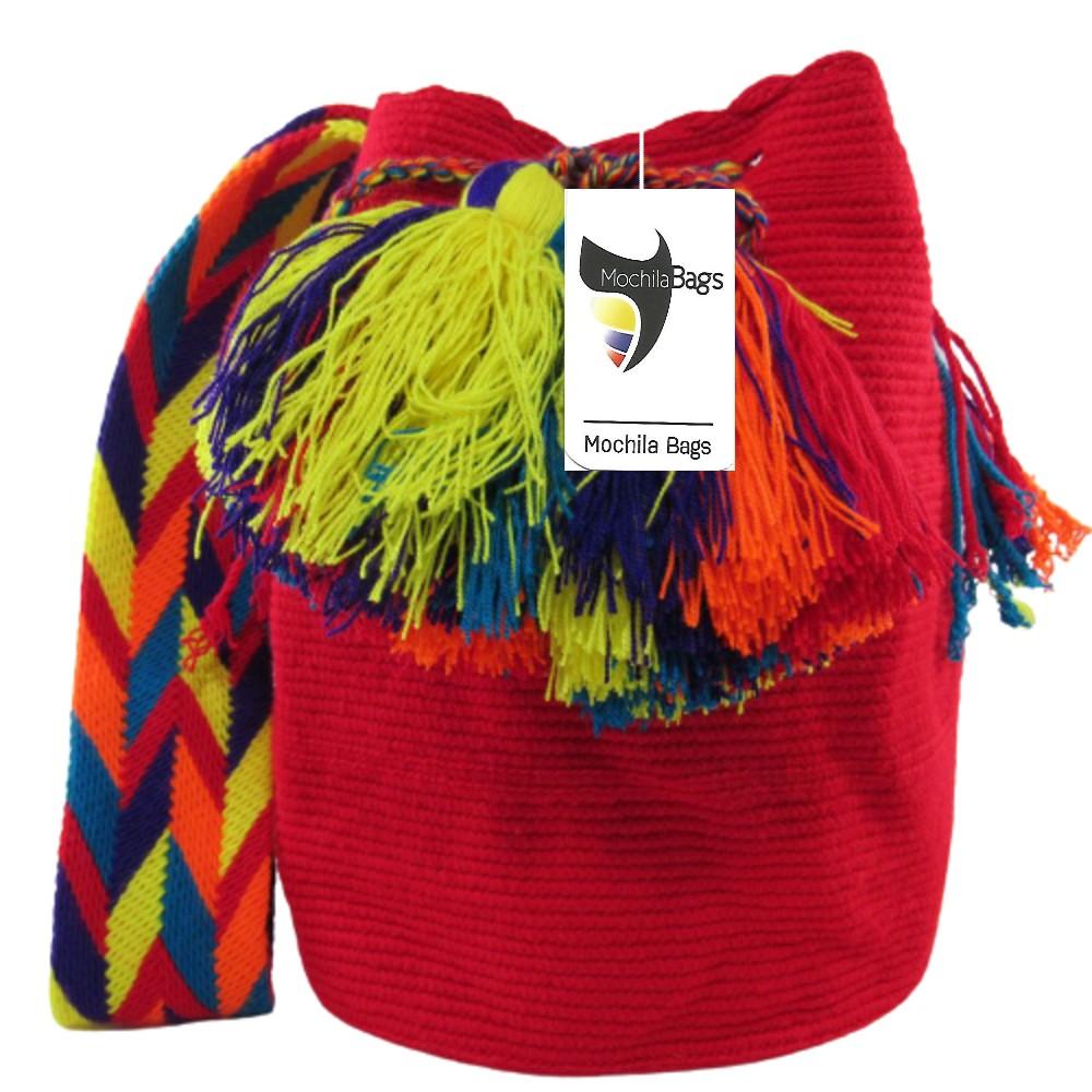 Authentic Wayuu Red