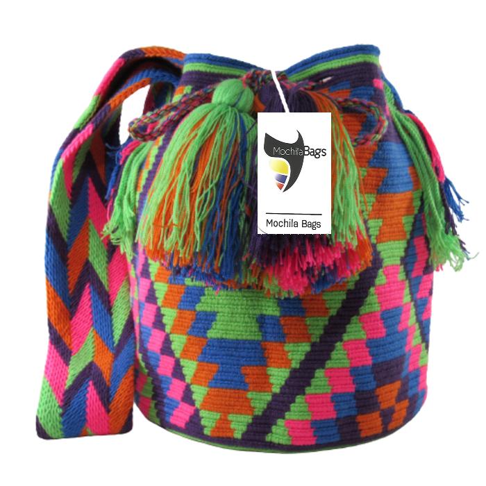 Wayuu Bags handmade