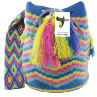 Pattern Wayuu Bag