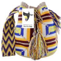 Matizada Wayuu Bag