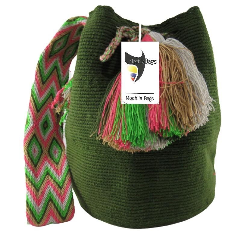 Green Wayuu