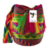 Mochila Bags Pattern Design